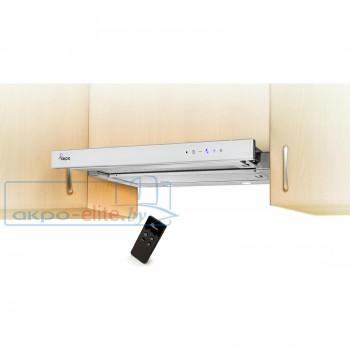 Кухонная вытяжка Akpo WK-7 Light Glass Touch Twin 60 WH
