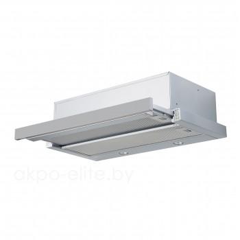 Кухонная вытяжка Akpo Light Eco Glass Twin 60 WK-7 Gray