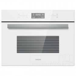 Духовой шкаф с СВЧ Akpo PEA 44M08 SSD01 WH